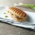 Croque-sandwich met tonijn